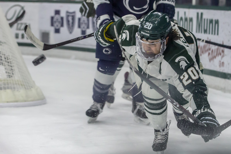 MSU Men's Ice Hockey - Penn State 2/15/15